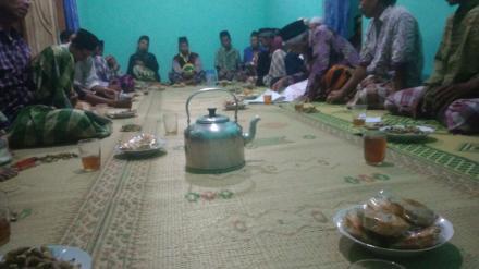 Giat Masyarakat di Beberapa Dusun di Wilayah Desa Argodadi