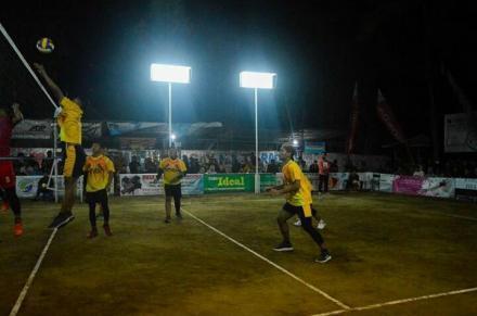 Argodadi Cup IX, MMC Raih Tiket 8 Besar