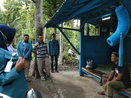 K3M AAY Pererat Silaturahmi Dengan Warga