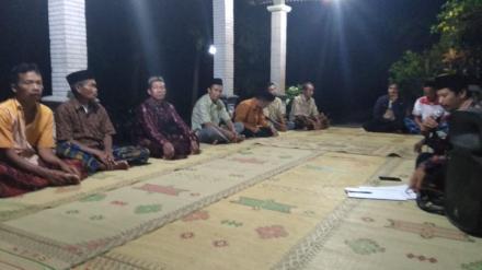 Kasi Trantib Kecamatan Sedayu Hadiri Sosialisasi Pilur di Sukoharjo