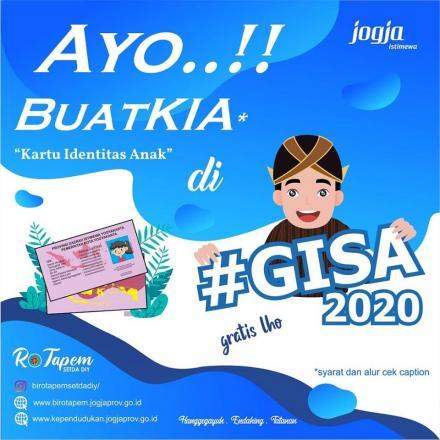 Pemda DIY Gelar GISA 2020